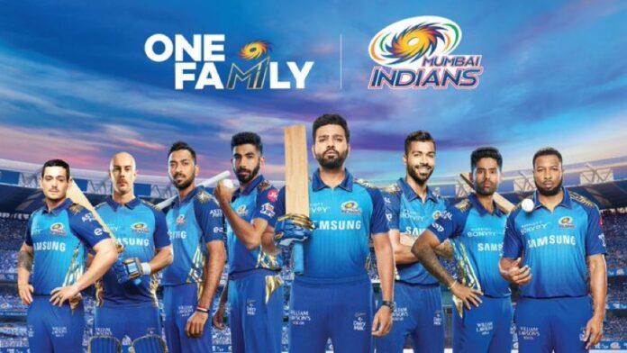 Mumbai Indians Full Squad