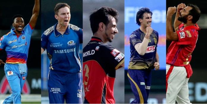 Bowling based IPL teams