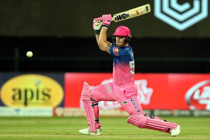 RR Won by 8 Wickets against MI, Ben Stokes Slams century