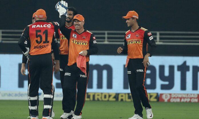 Sunrisers Hyderabad Win