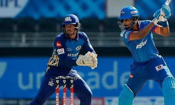 1st Qualifier IPL 2020, MI and DC Fight For Final.