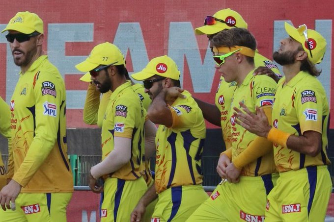 Kxip Knocked Out Of The Ipl, Csk Win Three In A Row