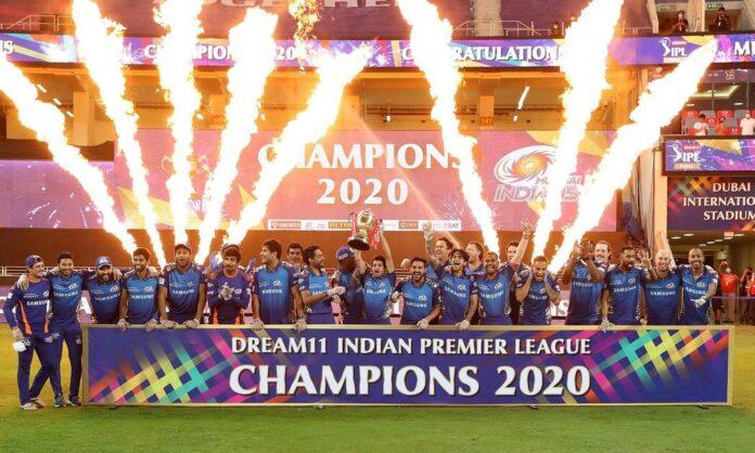 IPL 2020 Final : Mumbai Indians Win 5th Title