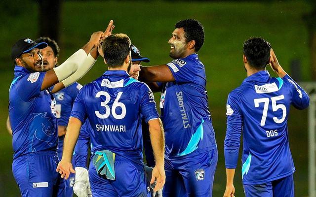 Semi Final 2: Jaffna Stallions beat Dambulla Viiking by 37 runs