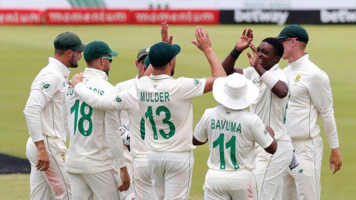 South Africa register an innings & 45 runs victory over Sri Lanka