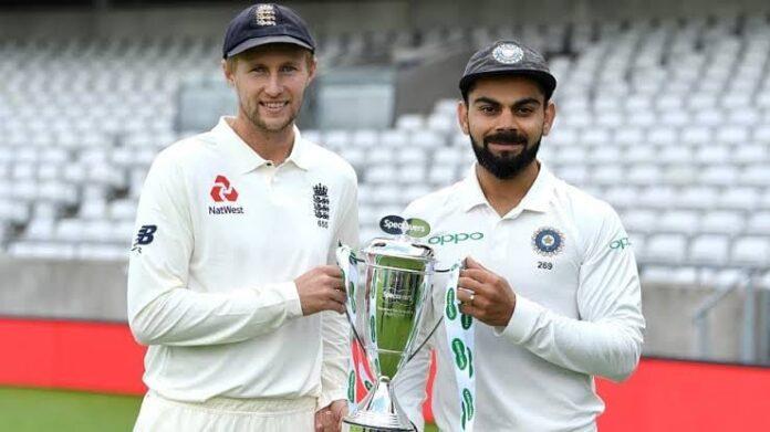 England tour to India