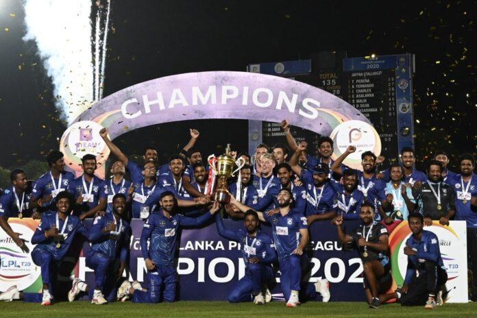 Jaffna Stallions win LPL 2020 final by 53 runs