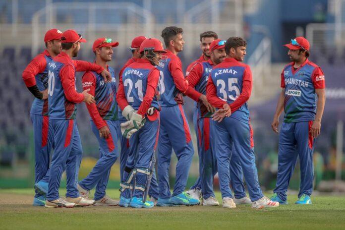 Afghanistan Defeat Ireland by 16 Runs at Abu Dhabi ,Rahmanullah Gurbaz