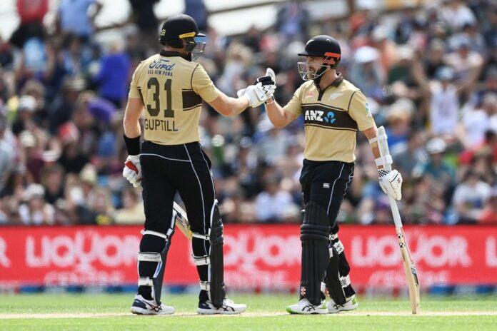 New Zealand win a close high scoring match against Australia