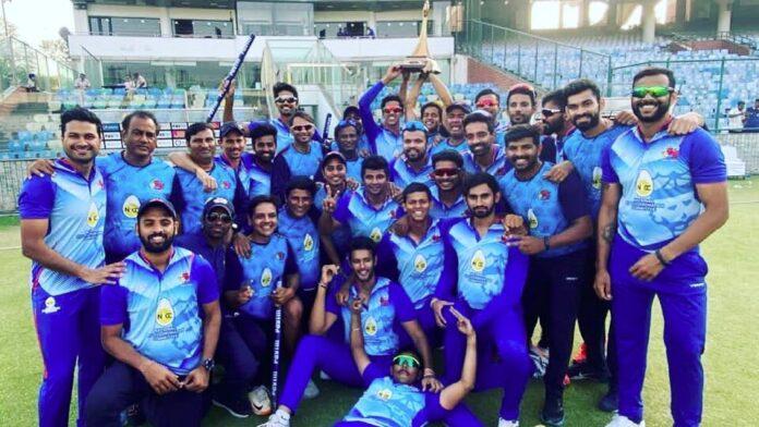 Vijay Hazare Trophy 2021 final : Mumbai win by 6 wkts vs Uttar Pradesh