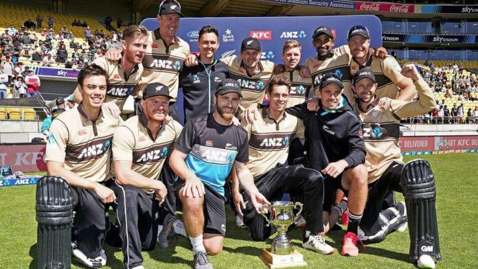 New Zealand beat Australia by 7 wickets, win series by 3-2