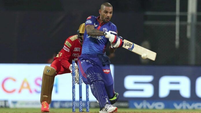 Shikhar Dhawan Stars as DC beat PBKS by 6 Wickets