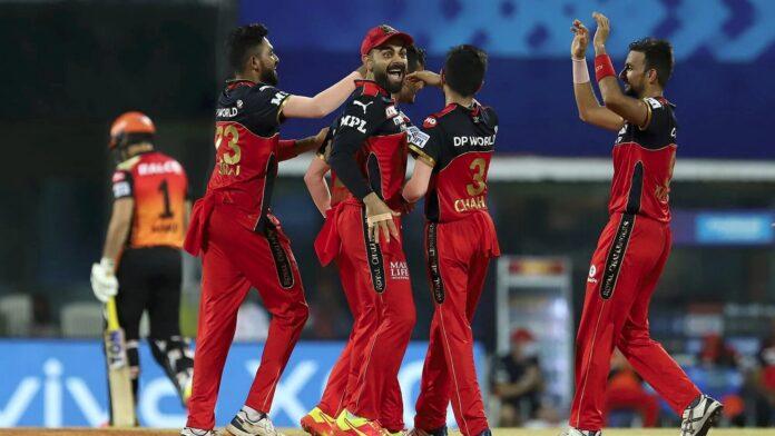 RCB successfully defend 149 runs, beat SRH by 6 runs
